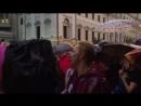 В Москве прошел Марш матерей в защиту обвиняемых подростков по делу Нового величия
