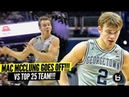 Mac McClung GOES OFF vs Marquette!! Proves Haters Wrong AGAIN! You Going to Georgetown To Sit! LOL
