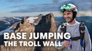 Wingsuit Flying Off The Troll Wall | Jokke's Adventures Part 1