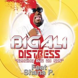 """Big Ali альбом Distress """"Sending Out an SOS"""""""