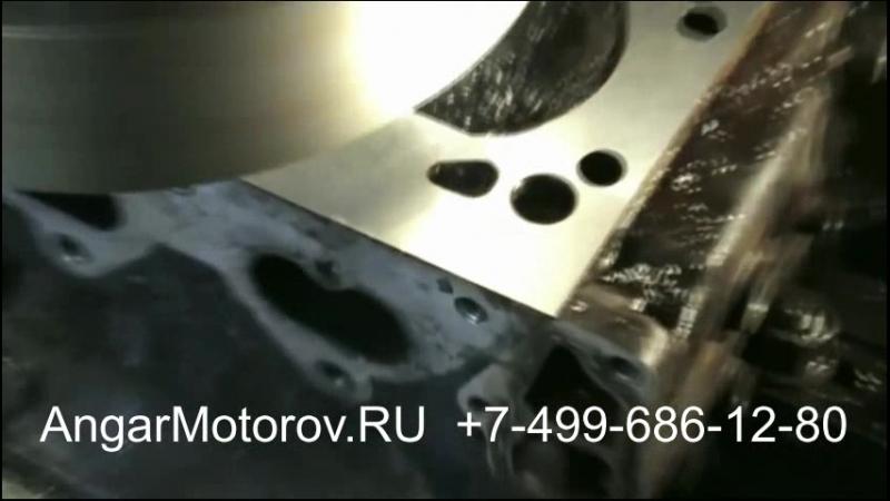 Ремонт Головки Блока (ГБЦ) Audi A4 3.0 TDI Шлифовка Опрессовка Сварка Восстановление постелей