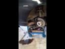 Снятие двигателя N62 на BMW E65