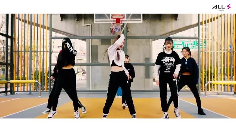 [Practice] ALLS-GIRL (올에스걸) - EXO Love Shot (VK)