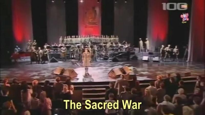 Elena Vaenga Елена Ваенга The Sacred War Eng sub