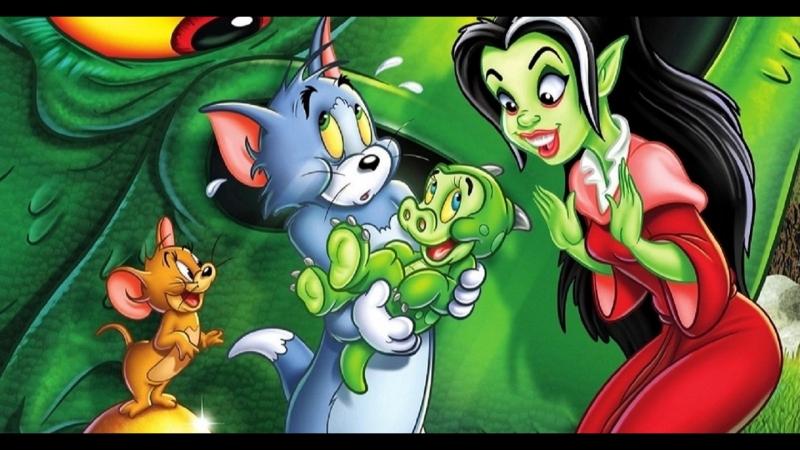 Том и Джерри-Потерянный дракон