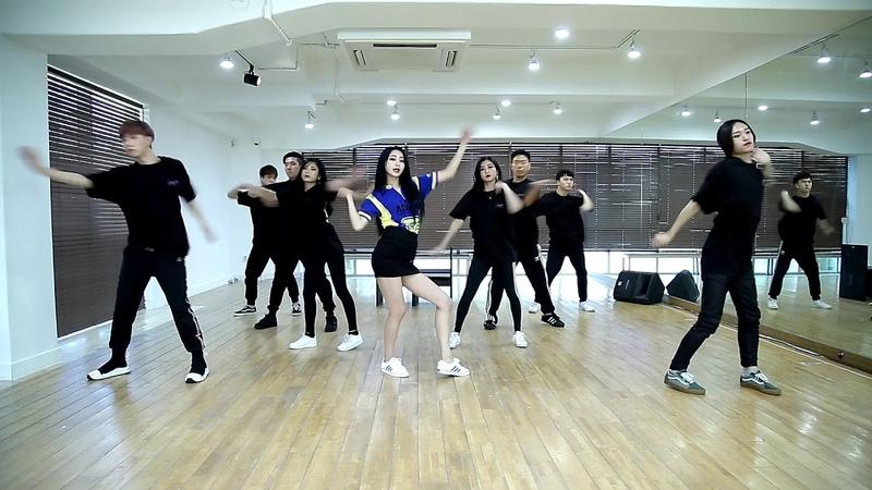 나인뮤지스[9MUSES] _ 경리 솔로 어젯밤 안무영상 (Bluemoon Dance Practice)