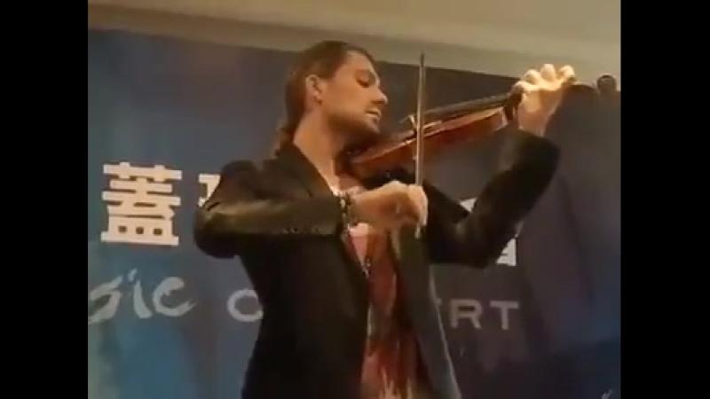 David Garrett - J.S.Bach, Ciaccona