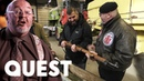 Bruce Buys A WW2 Finish Sniper Rifle | Combat Dealers