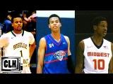 2015 Kentucky Recruiting Class - Isaiah Briscoe, Skal Labissiere, Charles Matthews