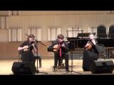 Отчётный концерт 2018 В.А.Моцарт РОНДО Исп. В.Присекарь, Ю.Саков, П.Андреева