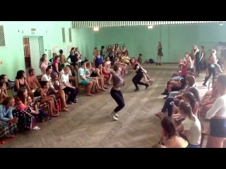 Ksy Precious vs Ekaterina (win) OTA OLD WAY @ VADIM MILAN DIVINE BALL @ SUMMER VOGUE CAMP