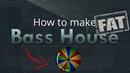 How to make FAT Bass House - FL Studio