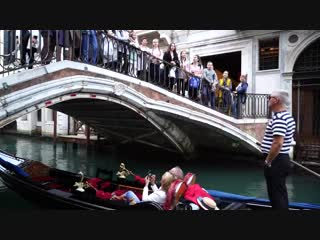Над каналами Венеции звучит «Ах ты, степь широкая». Хор музыкальной школы № 4 г. Петропавловск-Камчатский.