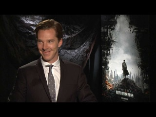 Benedict Cumberbatch - Filmpro STID Press Junkets Outtakes