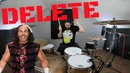 WWE Matt Hardy The Deletion Anthem Theme Song Drum Cover