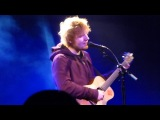Lego House - Ed Sheeran 5.11.13 Hamilton Live