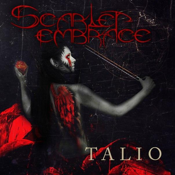 Дебютный альбом SCARLET EMBRACE - Talio (2014)