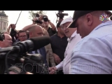 Жириновский кинул ботинком