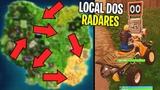 MARQUE UMA VELOCIDADE DE 27 OU SUPERIOR EM DIFERENTES RADARES - Fortnite Battle Royale
