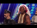 America's Got Talent - Парень взорвал зал [Christopher 54 year] Village People - YMCA (хорошее настроение, юмор, смешное).