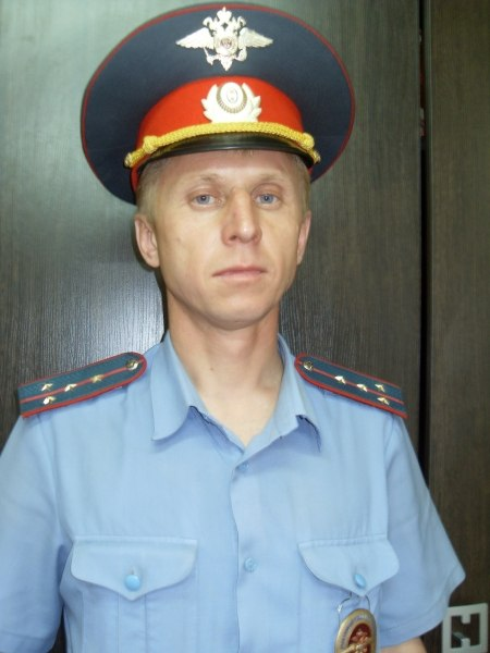 Полицейский из Ростовской области Виталий Лебедев принял в семью лучшего друга своего сына
