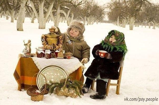 Всем такой зимы!