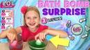 LOL Surprise Charm Bath Bomb Fizz