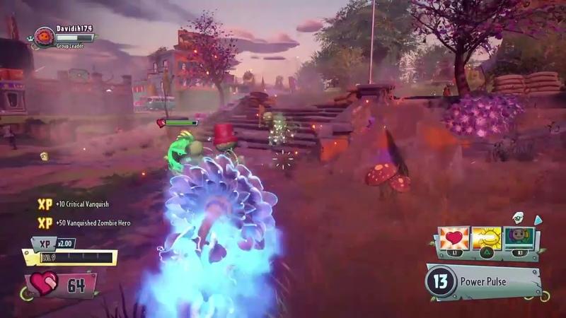 Plants vs Zombies GW2 | Бойня в саду!
