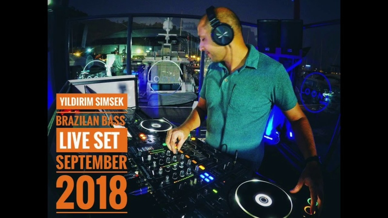 YILDIRIM SIMSEK BRAZILAN BASS LIVE SET September 2018