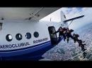 Sky Diving Human Target Practice Red Bull Ordinul Smaranda 2013