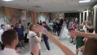 Аккордеон на свадьбе)))