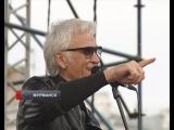 Самым ярким в программе празднования 80-летия Мурманской области стал большой концерт на центральном стадионе