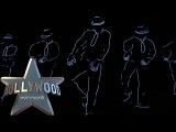 Световое шоу Джексонов от Русский Hollywood. Выступление в СКК г.Курск