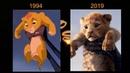 Король лев. Трейлер Сравниваем фильмы 1994 и 2019
