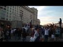 ЧМ по футболу Манежная площадь