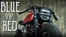 Cafe Racer (Yamaha XV 750 Virago by Eak K Speed Customs)