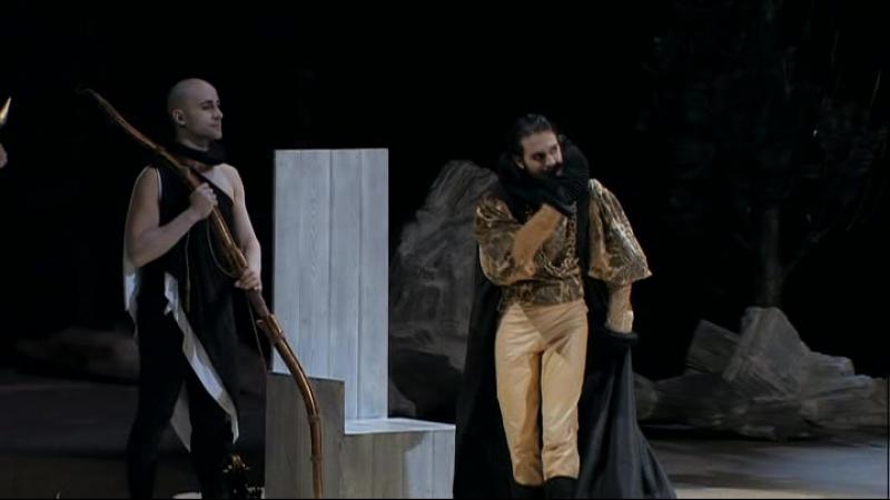 Monteverdi Il ritorno d'Ulisse in patria Generosa regina