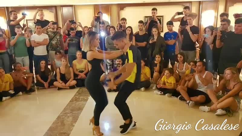 Pablo y Raquel - Me Puedo Matar - BCN Sensual Bachatea 2018