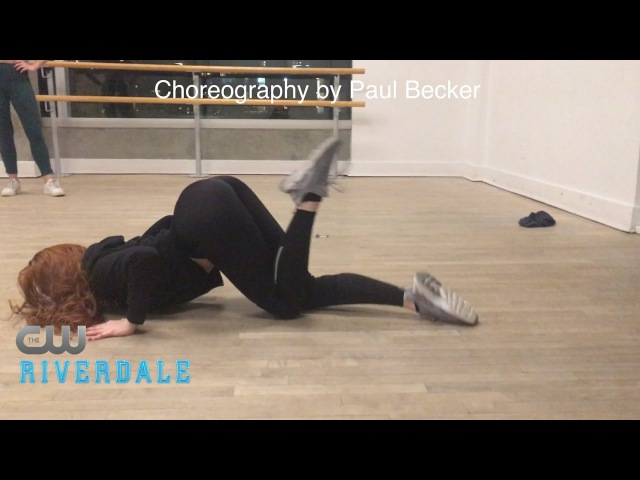 Riverdale PT4- Behind the Rehearsal- Paul Becker Choreography