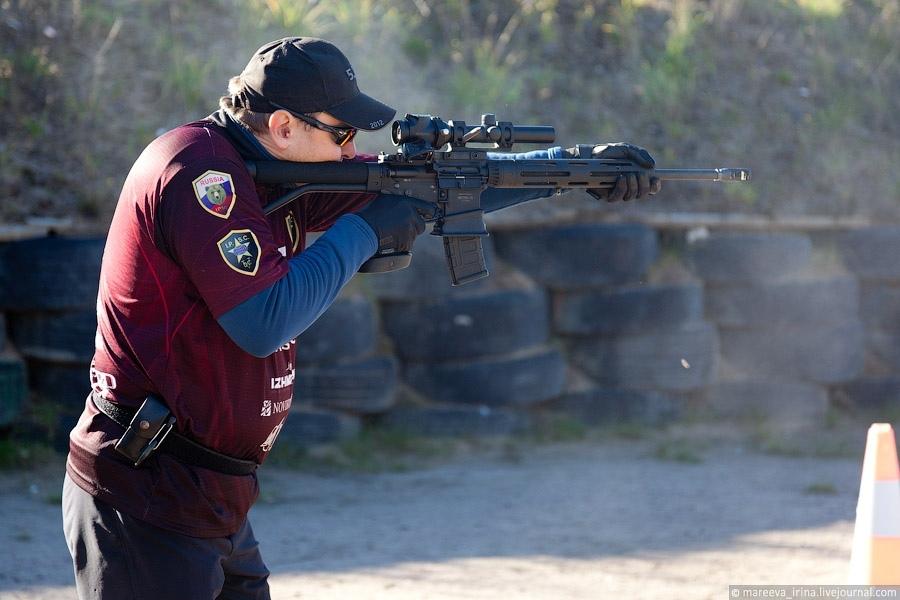 12-14 октября в Брянской области пройдёт масштабное спортивное событие - Чемпионат России по практической стрельбе из карабина.