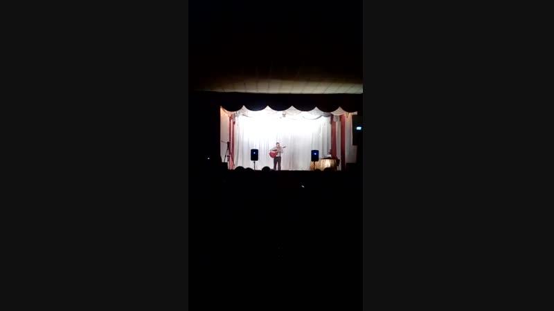 Клуб.Квасниковка. Вечер памяти М.Круга. Поёт Серега.