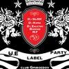 U.E label party @ club Greboedov.