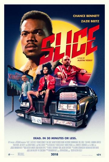 Слайс (Slice) 2018 смотреть онлайн