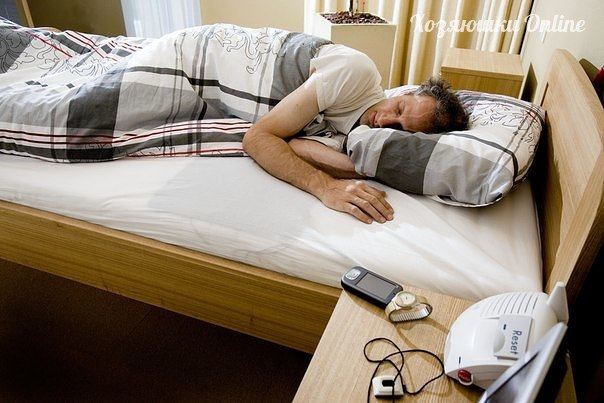 Во сне поругался с парнем