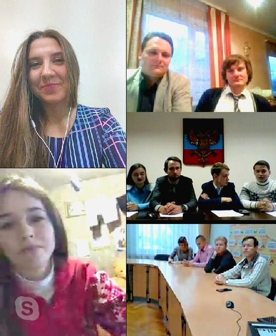 В Донецке прошла онлайн-конференция, посвящённая Международному дню против фашизма, расизма и антисемитизма