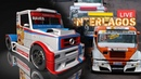 3 Interlagos @ PGT Truck Racing Championship 2018 - LIVE ONBOARD