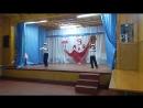 Танец Яблочко . Приёмышевы Фёдор и Михаил. Концертная программа Салют Победе