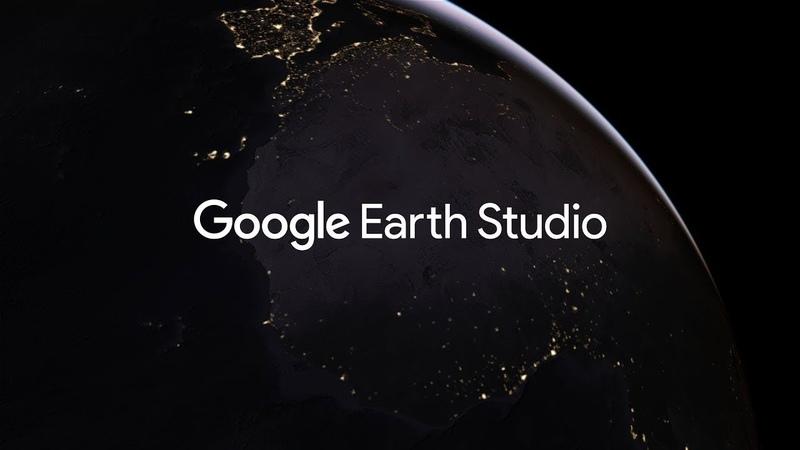 Google Earth Studio - Animation Reel