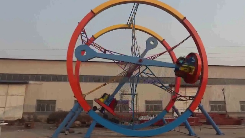 Top Quality Ferris Ring Car Rides Cheap Beston Theme Park Equipment
