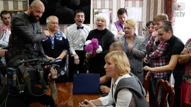 Скандал у театрі імені Панаса Саксаганського